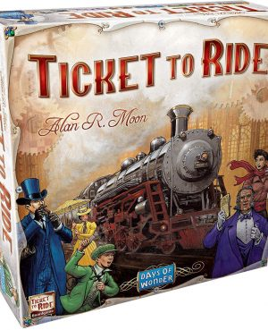 Ticket To Ride USA Nordic