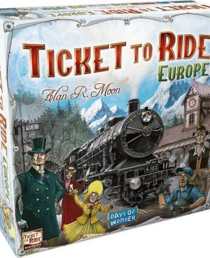 Ticket to Ride Europe Nordic